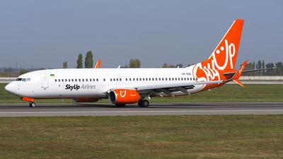 UR-SQB - Boeing 737-8H6 - SkyUp Airlines