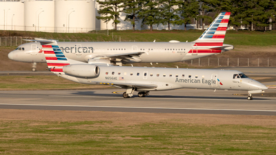 A picture of N656AE - Embraer ERJ145LR - American Airlines - © Yan777