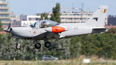 ST-46 - SIAI-Marchetti SF260D - Belgium - Air Force