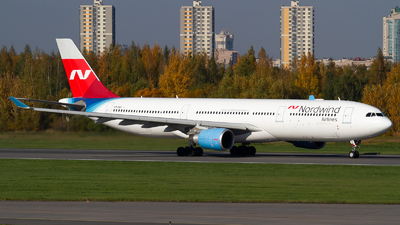 VP-BUI - Airbus A330-303 - Nordwind Airlines