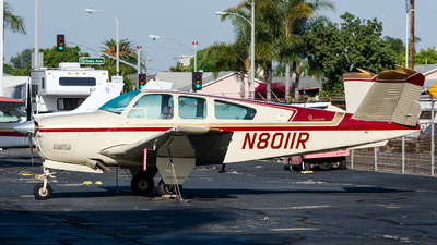 N8011R - Beechcraft V35A Bonanza - Private