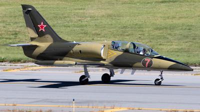 A picture of N995X - Aero L39C Albatros - [332507] - © HAOFENG YU