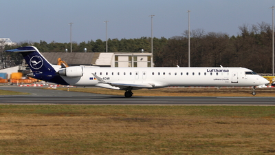 A picture of DACNR - Mitsubishi CRJ900LR - Lufthansa - © Marcel Schmidt