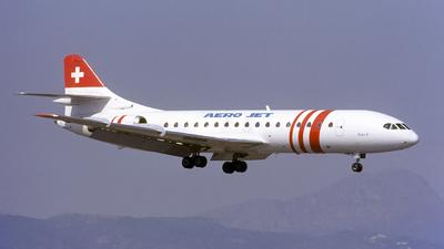 HB-ICJ - Sud Aviation SE 210 Caravelle 10B3 - Aero Jet