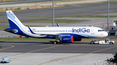 A picture of FWWIX - Airbus A320200N - Airbus - © DN280