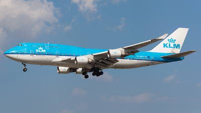 PH-BFR - Boeing 747-406(M) - KLM Royal Dutch Airlines