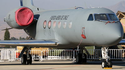 911 - Gulfstream G-IV - Chile - Air Force
