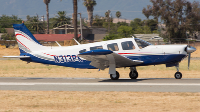 N313PK - Piper PA-32R-300 Cherokee Lance - Private