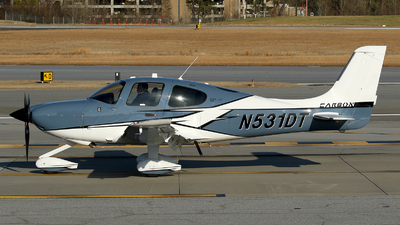 N531DT - Cirrus SR22T-GTS G6 Carbon - Private