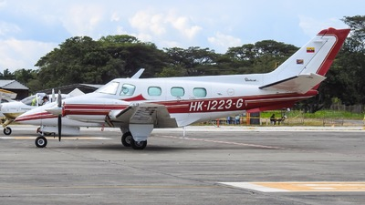 HK-1223-G - Beechcraft A60 Duke - Patrulla Aerea Civil