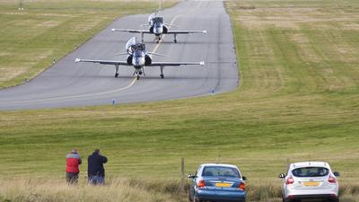 EGOV - Airport - Spotting Location