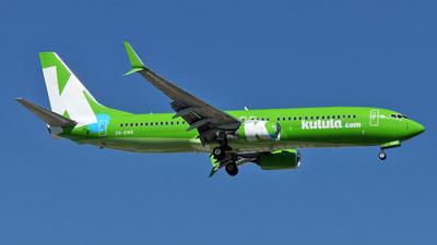 ZS-ZWE - Boeing 737-8LD - Kulula.com