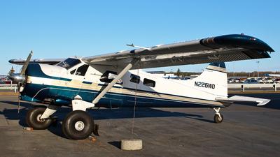 N226WD - De Havilland Canada DHC-2 Mk.I Beaver - Private