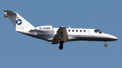 D-CHRF - Cessna 525 Citationjet CJ3 - Hahn Air