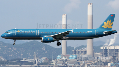 VN-A345 - Airbus A321-231 - Vietnam Airlines