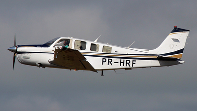 PR-HRF - Beechcraft G36 Bonanza - Private
