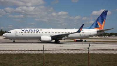 PR-VBB - Boeing 737-8AS - Varig