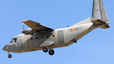 T.12B-13 - CASA C-212-100 Aviocar - Spain - Air Force
