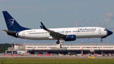 EI-GFP - Boeing 737-89L - Blue Panorama Airlines