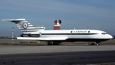 VR-CLM - Boeing 727-46 - Larmag Aviation