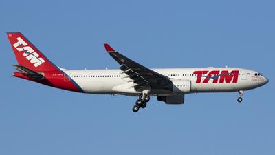 PT-MVS - Airbus A330-223 - TAM Linhas Aéreas