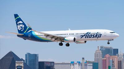 N315AS - Boeing 737-990 - Alaska Airlines