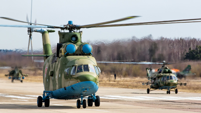 RF-93527 - Mil Mi-26 Halo - Russia - Air Force