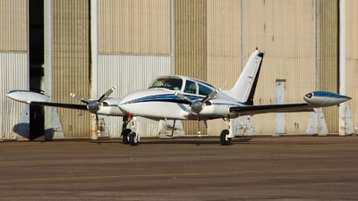 G-FFWD - Cessna 310R - Private