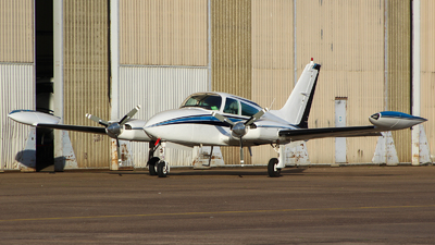 A picture of GFFWD - Cessna 310R - [310R0579] - © Jamie PD
