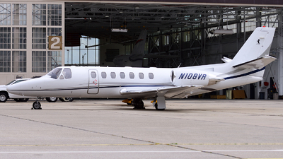 N108VR - Cessna 560 Citation Encore - Private