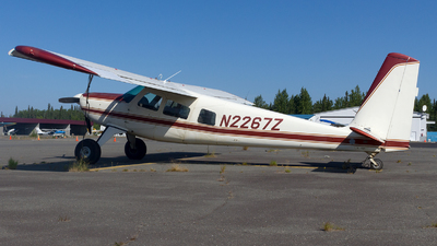 N2267Z - Helio H295 Courier - Private