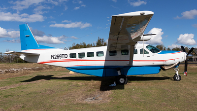 A picture of N269TD - Cessna 208B Grand Caravan - [208B2069] - © Josh Deitz