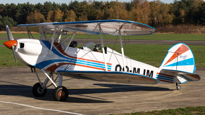 OO-MJM - Stampe and Vertongen SV-4C - Private