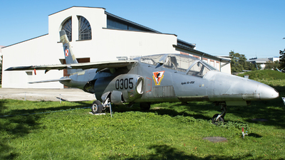 0305 - PZL-Mielec I-22 Iryda - Poland - Air Force