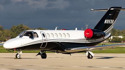 N95SB - Cessna 525B CitationJet CJ3+ - Private