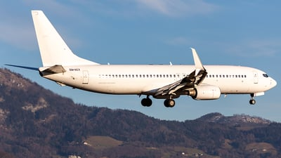 OM-KEX - Boeing 737-8BK - Sun d'Or International Airlines (Air Explore)