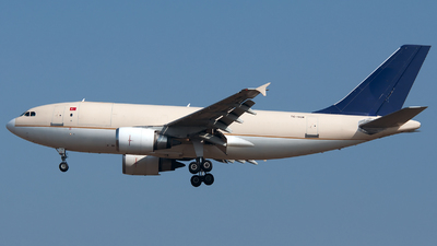 TC-SGM - Airbus A310-308(F) - ULS Airlines Cargo