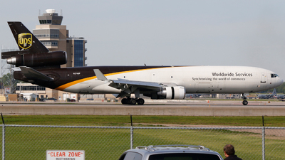 N274UP - McDonnell Douglas MD-11(F) - United Parcel Service (UPS)