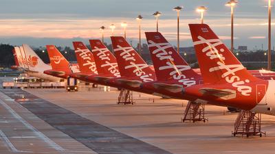 VTBD - Airport - Ramp
