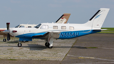 N555AU - Piper PA-46-500TP Malibu Meridian - Private
