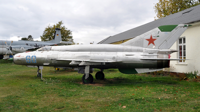 60 - Mikoyan-Gurevich MiG-21SMT Fishbed K - Russia - Air Force