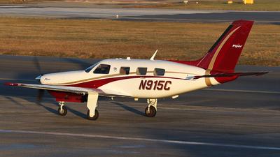 A picture of N915C - Piper PA46R350T Malibu Matrix - [4692182] - © R.Rimestad