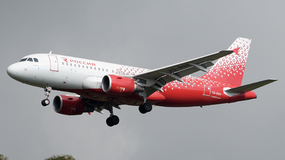 VQ-BOX - Airbus A319-111 - Rossiya Airlines