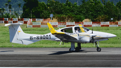 B-89001 - Diamond DA-42 NG Twin Star - APEX