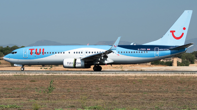 A picture of GFDZX - Boeing 7378K5 - TUI fly - © Stefan Bayer