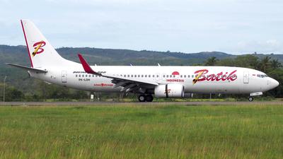 PK-LDH - Boeing 737-8GP - Batik Air