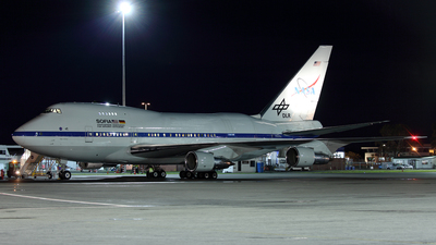 N747NA - Boeing 747SP-21 - United States - National Aeronautics and Space Administration (NASA)