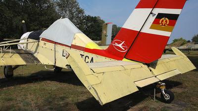 DDR-TCA - PZL-Mielec 106 Kruk - Interflug