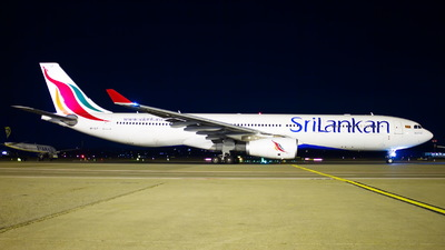4R-ALP - Airbus A330-343 - SriLankan Airlines