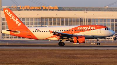 OE-LQO - Airbus A319-111 - easyJet Europe